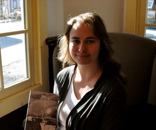 Lifelong Stonington Resident Pens First Novel   The Mystic Patch