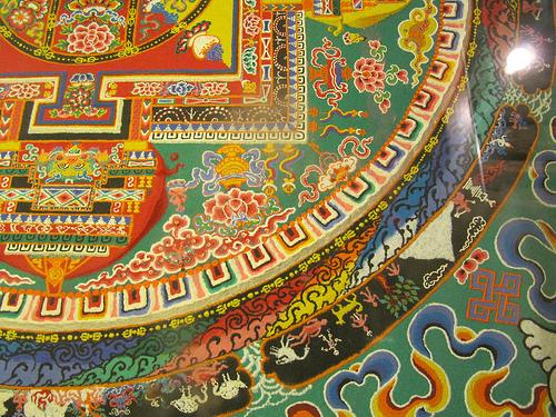 Moving Mandala of theSoul | Fleeting Moments of Fierce Clarity