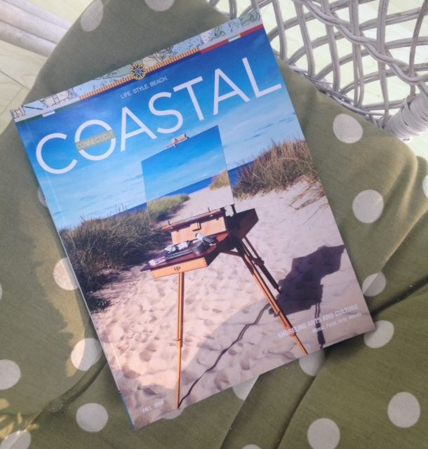 Poems in the Autumn Issue of Coastal CT Magazine!