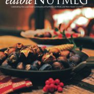 Edible Nutmeg Winter Issue