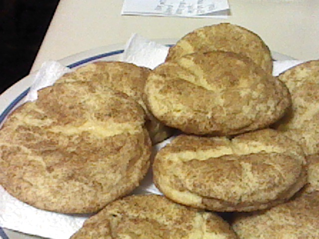Snickerdoodle Cookies | Recipe