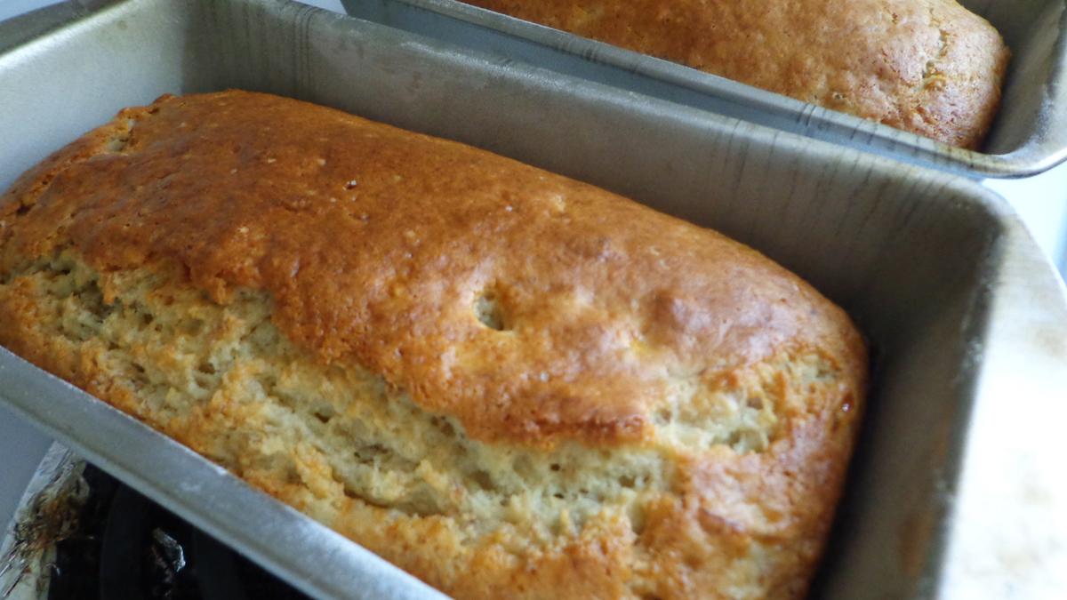 Banana Tea Bread | Recipe
