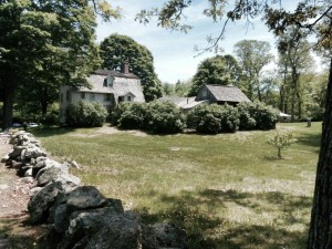 The Old Manse, Concord, MA | L.M. Browning 2014