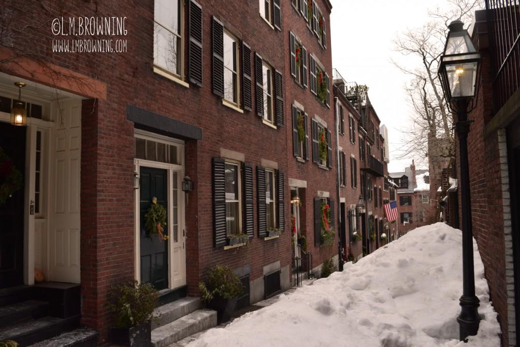 Acorn Street_Winter_feb_2015_Leslie M Browning