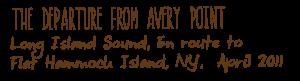 Avery point