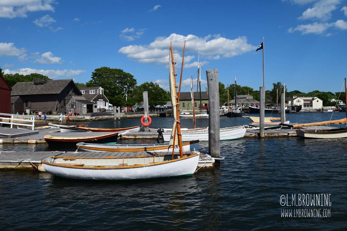 Mystic Seaport, Mystic, CT | June 18, 2015