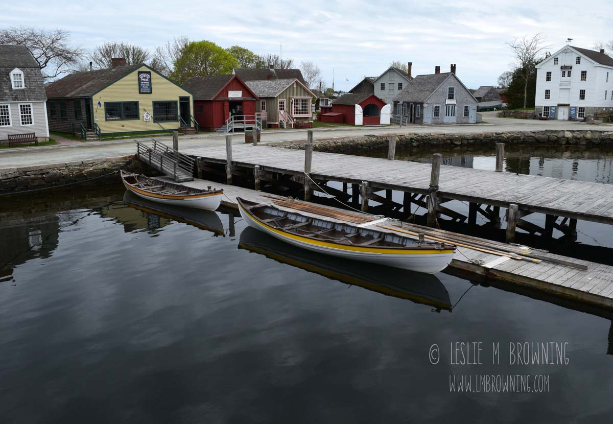 Mystic Seaport, Mystic, CT | May 6, 2015