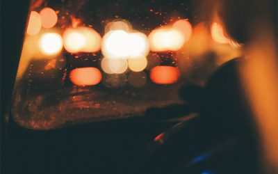 Drive Through the Night | A Poem